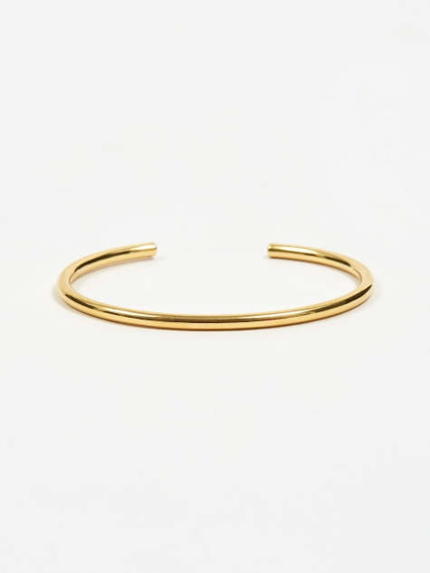 Serendipity Nude Bangle - 18K Gold Plated
