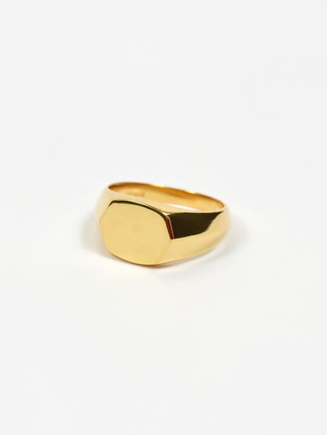 Gordon Ring - 18k Gold Plated