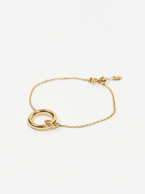 Baroque Dogma Bracelet - 18k Gold Plated