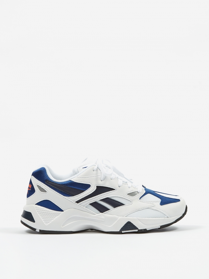 Reebok OG Aztrek 96 - White/Royal/Fiery Orange (Image 1)