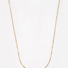 Goods by Goodhood Venetian Chain / Gold / 1.3mm Gauge / 70cm