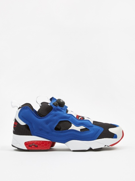Instapump Fury OG - Black/Royal/White/Red
