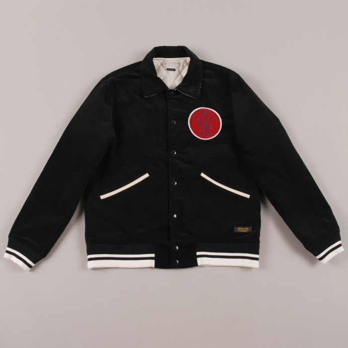 Neighborhood Laconia Jacket - Black (Image 1)
