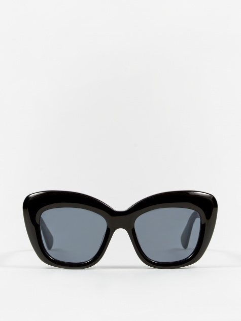 Chibi Sunglasses - Black/Black