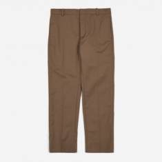 Wood Wood Tristan Trouser - Brown