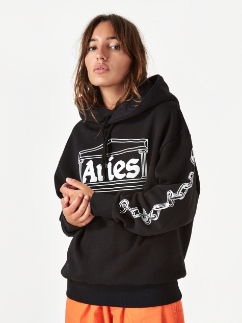 Classic 2 Chains Hoodie - Black