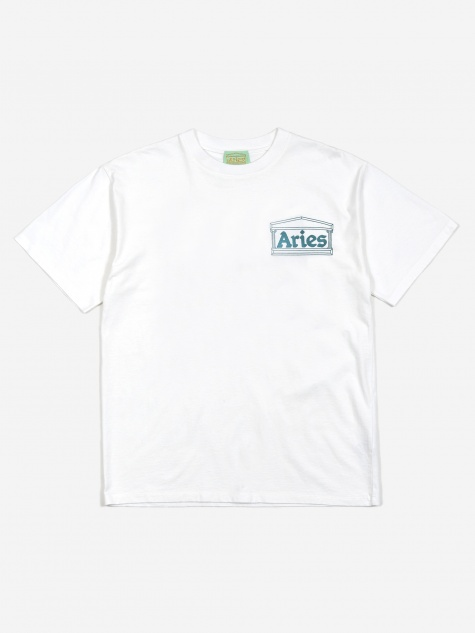 Jimbo Shortsleeve T-Shirt - White