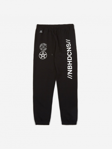 x Neighborhood Sweatpant - Black