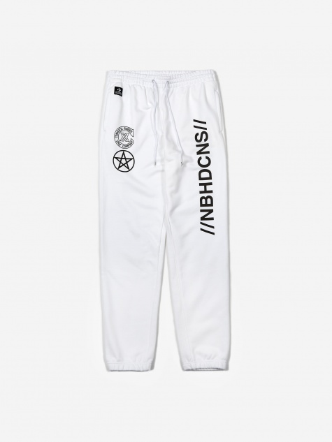 x Neighborhood Sweatpant - White