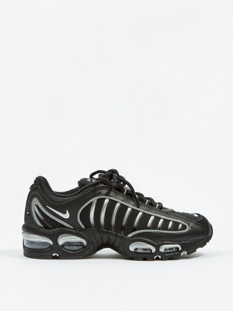 Air Max Tailwind IV - Black/White/Metallic Silver