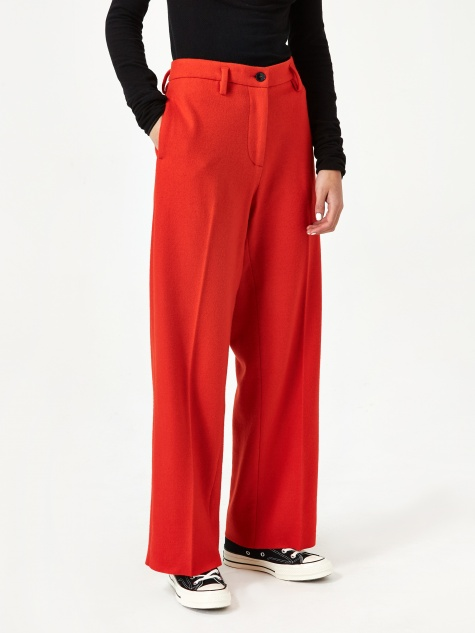Livia Trouser - Red