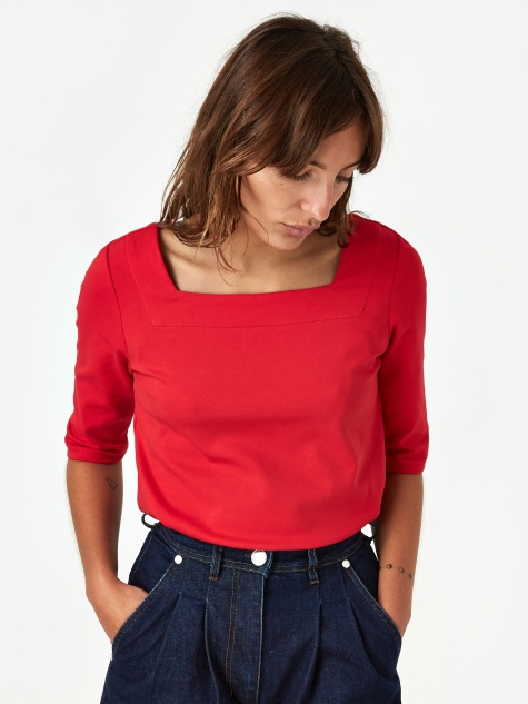 Jude Top - Red
