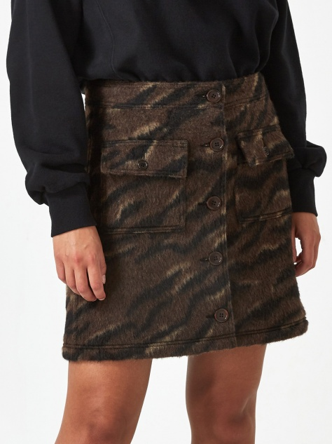 Rapture Skirt - Brown