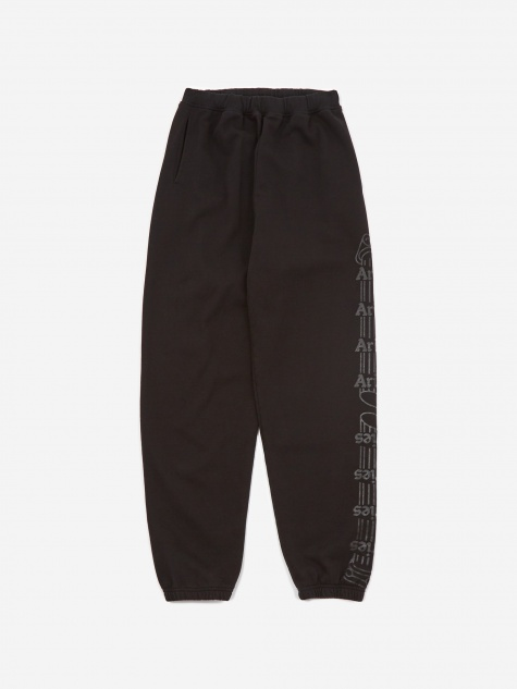 Column Sweatpant - Black