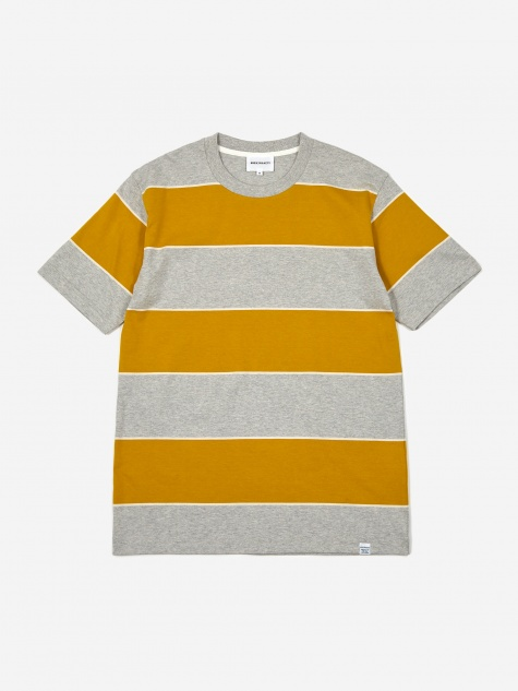 Johannes 3 Stripe Shortsleeve T-Shirt - Montpelli