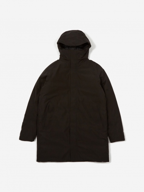 Norse Projects Rokkvi 5.0 Gore-Tex Parka Jacket - Black