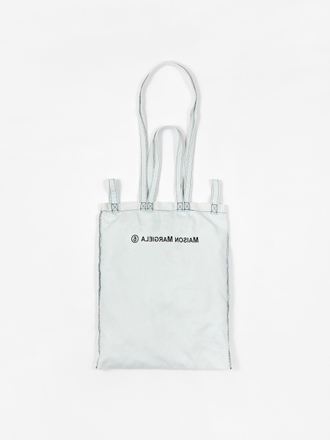 Tote Bag - Bleached Light Blue