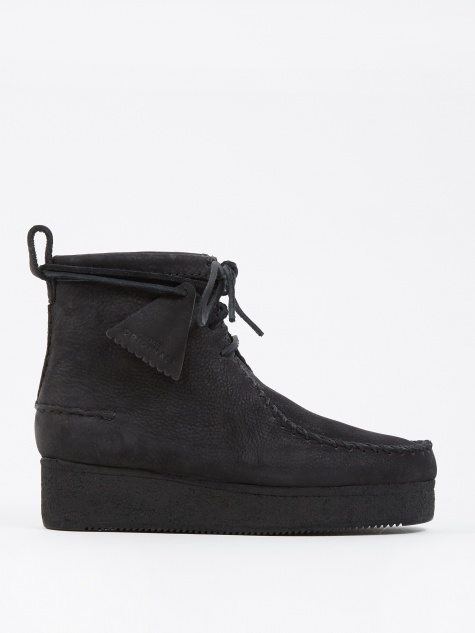 Clarks Wallabee Craft - Black Nubuck