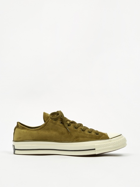 Chuck Taylor All Star 70 Velvet Ox - Olive/Egret/Black