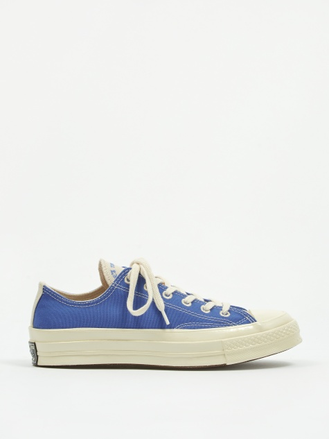 Chuck Taylor All Star 70 Renew Ox - Blue/Natural/Black