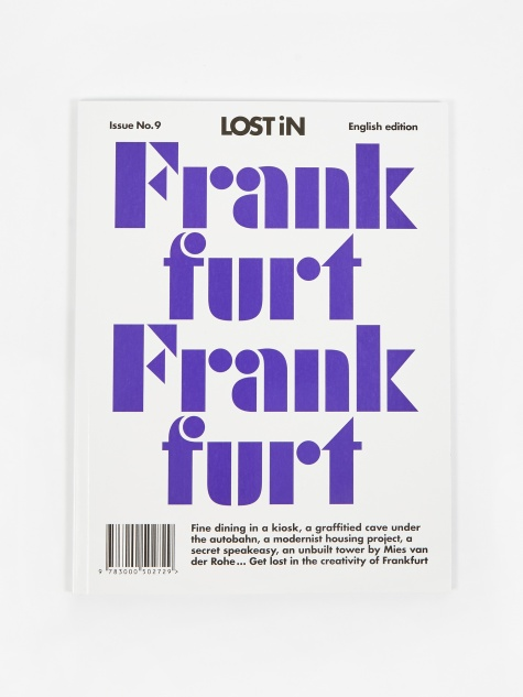 LOST iN Frankfurt City Guide