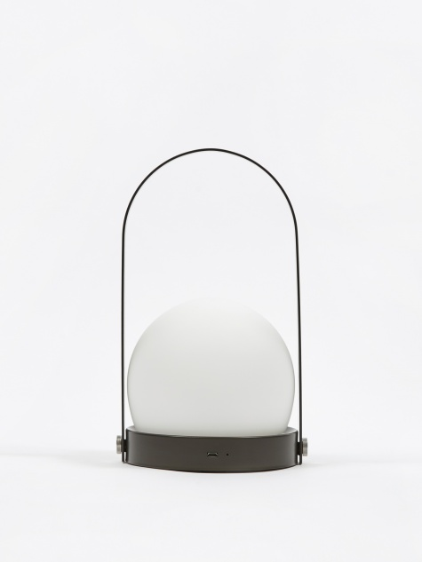 Carrie LED Portable Lamp - Olive