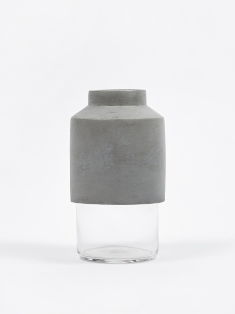 Willmann Vase - Light Grey