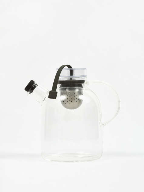 Kettle Glass Teapot - 1.5L