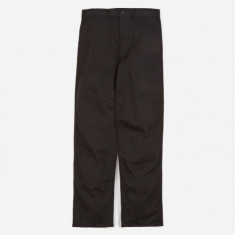 Stan Ray OG107 4 Pocket Fatigue Trousers 8.5oz - Black Twill