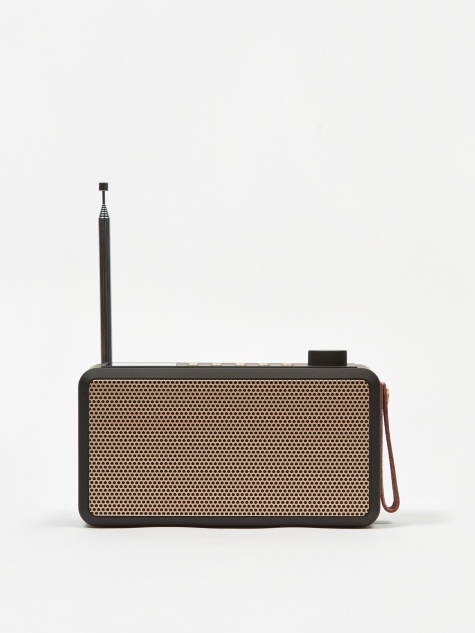 tRADIO DAB+ Radio - Black