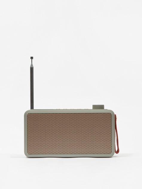 tRADIO DAB+ Radio - Cool Grey