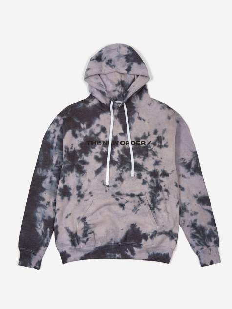 Basic Logo Hooded Sweatshirt - Tye Dye