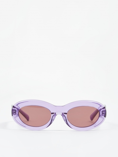 Courtney Sunglasses - Purple Rain