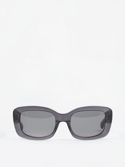 Junior Sunglasses - Clear Grey