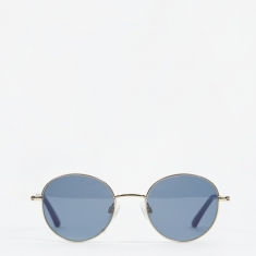 Sun Buddies Ozzy Sunglasses - Gold/Moody Blues