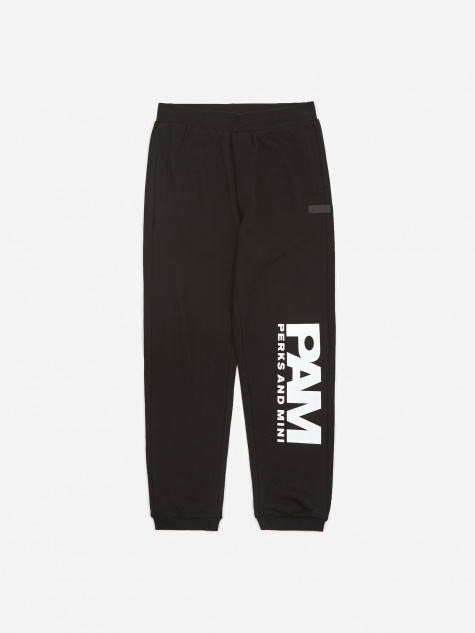 PAM Perks And Mini BTC Jogger Sweatpant - Black