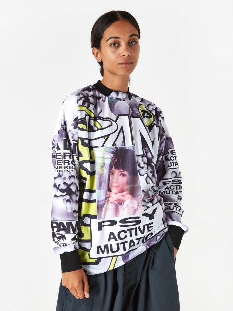 PAM Perks And Mini AS Waterfalls Sublimation Longsleeve T-Shirt