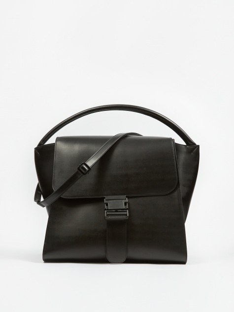 Belted Bag Large - Black