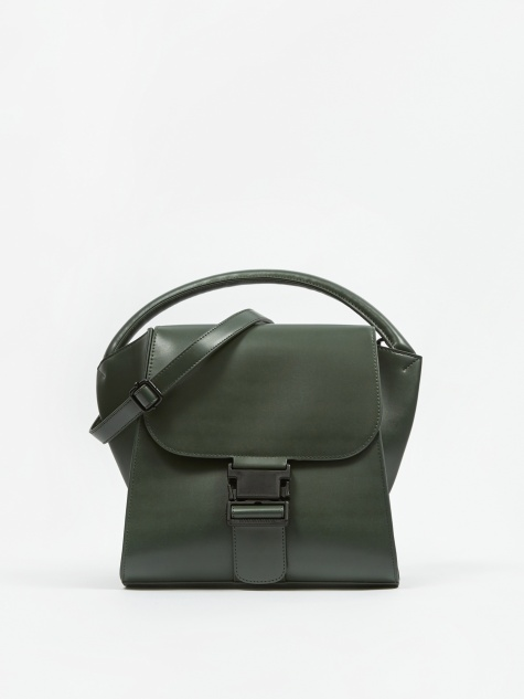 Belted Bag Medium - Green