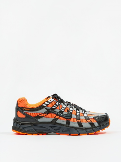 P-6000 - Orange/ Black/Anthracite/Silver
