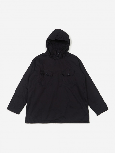 Cagoule Shirt - Dark Navy Twill