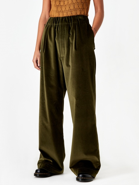 Norma Pant - Green