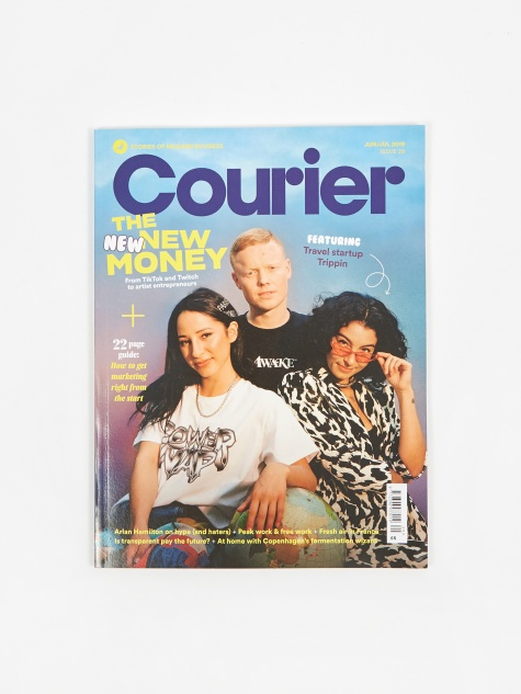 Courier Magazine - Issue 29
