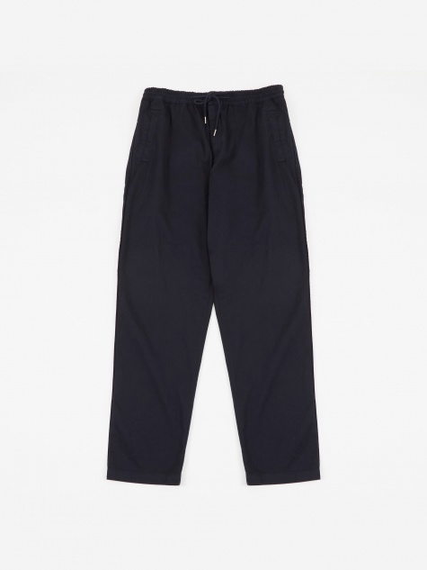 Drawcord Trousers - Deep Navy
