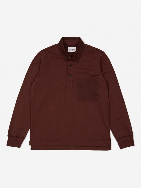 Rugby Shirt - Port