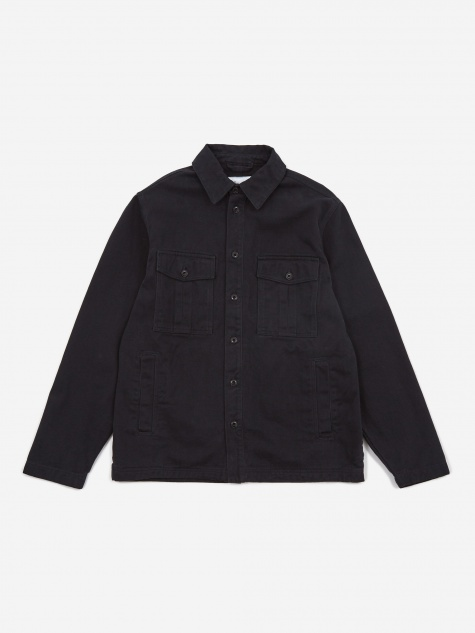 Drill Army Shirt - Navy