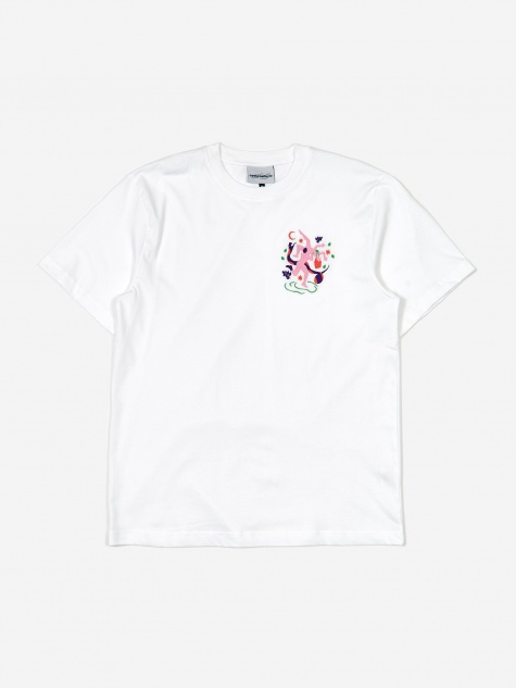 Adam in Eve T-Shirt - White