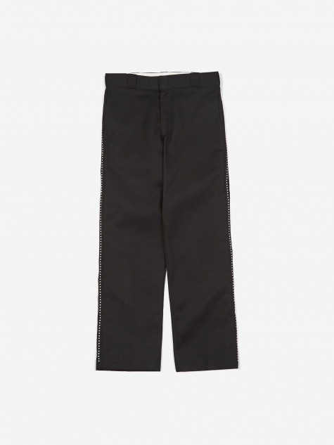 x Goodhood Original 874 Work Trouser - Black/White Star