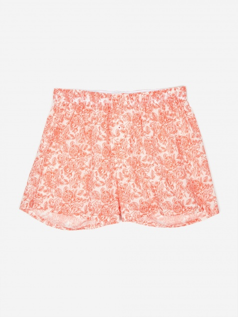Druthers One Colour Rose Boxer - Pink