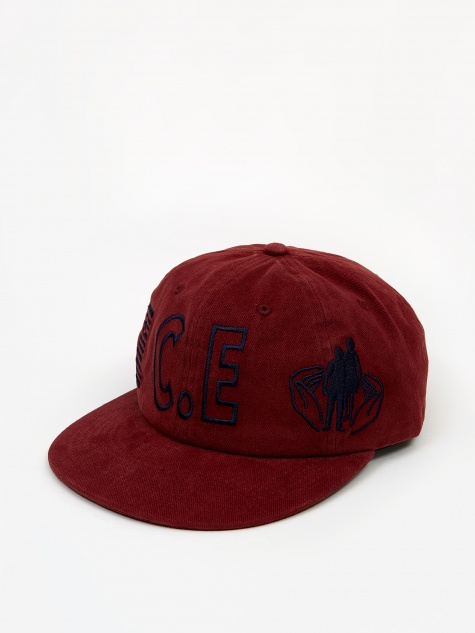 C.E Cav Empt reader Low Cap - Red